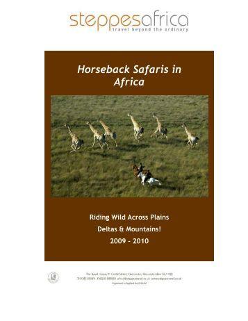 Horseback Safaris in Africa - Steppes Travel