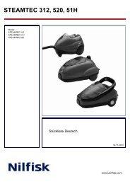 Download Ersatzteilliste - Wap Nilfisk Alto Shop