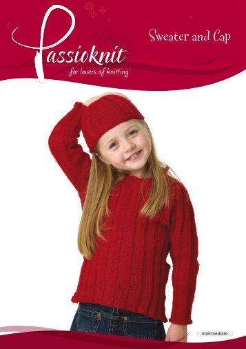 intermediate - Passioknit Knitting :: Patterns, Yarns and Needles