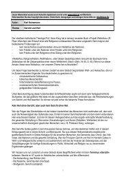 Autor: Karl Heinemann Thema: Gericht und Heil Der ... - Kahal.De
