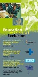 Education Exclusion - bezev eV