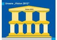 Vision 2012 - Andreasgemeinde Niederhöchstadt