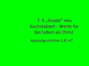 Herunterladen - EFG Hemsbach