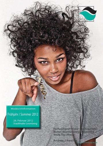 Frühjahr / Sommer 2012 - Fachverband Friseur und Kosmetik Baden ...