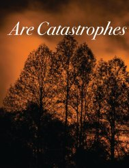 Are Catastrophes Insurable? - Resources for the Future
