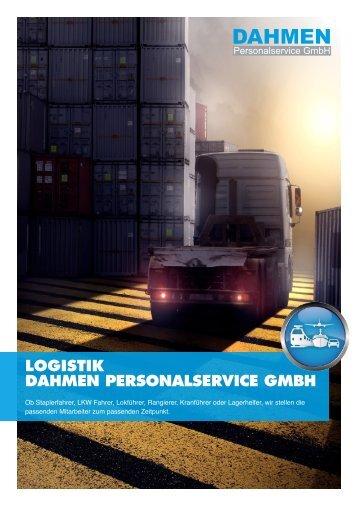 Logistik - DAHMEN Personalservice GmbH