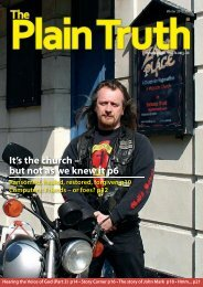 Download a PDF of The Plain Truth Winter 2012-2013 printed version
