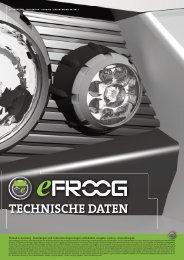 TECHNISCHE DATEN - efroog.de