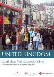 UNITED KINGDOM - Cities of Migration