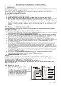 Montageanleitung - Polypex - Seite 2