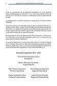reglamentoal2012_interactivo - Asamblea Legislativa - Page 6