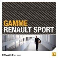 megane rs con telaio cup - Renault