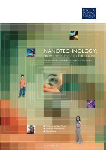 ethics of nanotechnology Open access engineering leaders conference 2014 ethical and social implications of nanotechnology ahmed khan abstract the projected impact of nanotechnology has been touted as a second industrial revolution—not the.