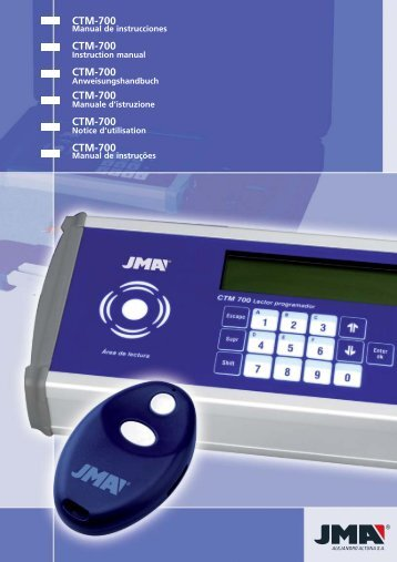 CTM-700 CTM-700 CTM-700 CTM-700 CTM-700 CTM-700 - Jma