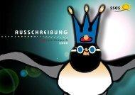 AUSSCHREIBUNG - SSES