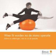 Weer fit worden na de stoma operatie - Dansac