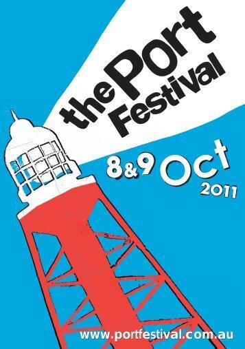 2011 Program - City of Port Adelaide Enfield - SA.Gov.au