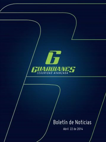 Boletín Informativo de Guardianes10