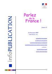 N°27, novembre 2007 - Consulat général de France à Hong Kong et ...
