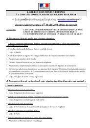 Liste des documents à fournir - Consulat général de France à Hong ...
