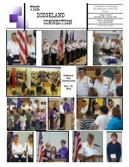 December & January Newsletter - Dodgeland School District