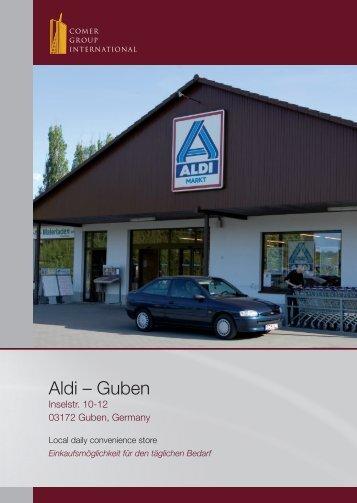 Aldi – Guben