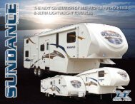 the next generation of mid-profile fifth wheels - Jerry's Trailers ...