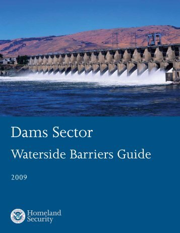 Waterside Barriers Guide - Association of State Dam Safety Officials