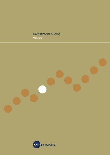 Investment Views Mai 2012 (PDF, 5664 KB) - VPBANK