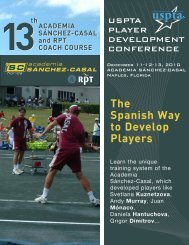 The Spanish Way to Develop Players - United States Professional ...