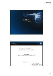 Spremembe na področju Zakona o urejanju trga dela in ... - Planet GV