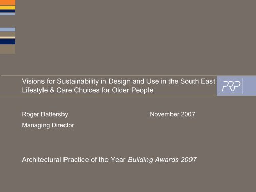 Roger Battersby - Constructing Excellence