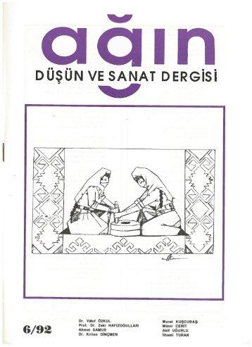 ÄCÄÅ - Ankara Ağın Derneği