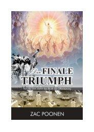 Der finale Triumph - Zac Poonen