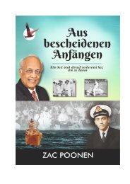 Aus bescheidenen Anfängen - Zac Poonen