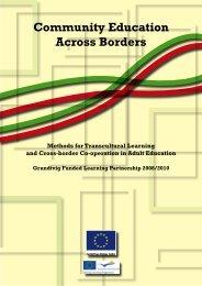 Community Education Across Borders - Burgenländische ...