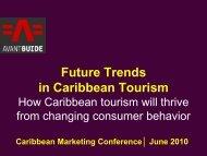 Future Trends in Caribbean Tourism