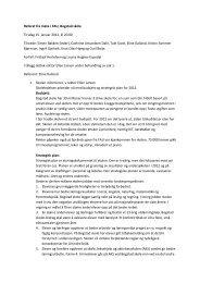 Referat fra møtet 15.01.13 - Bogstad skole