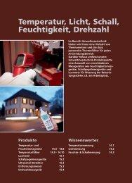 Beha Amprobe Temperatur, Licht, Schall ... - Ulrichmatterag.ch
