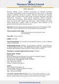 Tam Metin PDF (2931 KB) - Marmara Medical Journal - Page 3