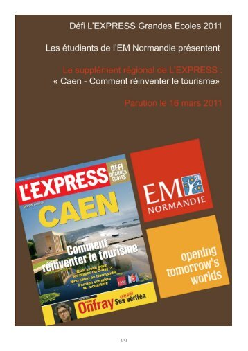 Lire le dossier de presse - EM Normandie