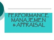 9.performance manajemen & appraisal