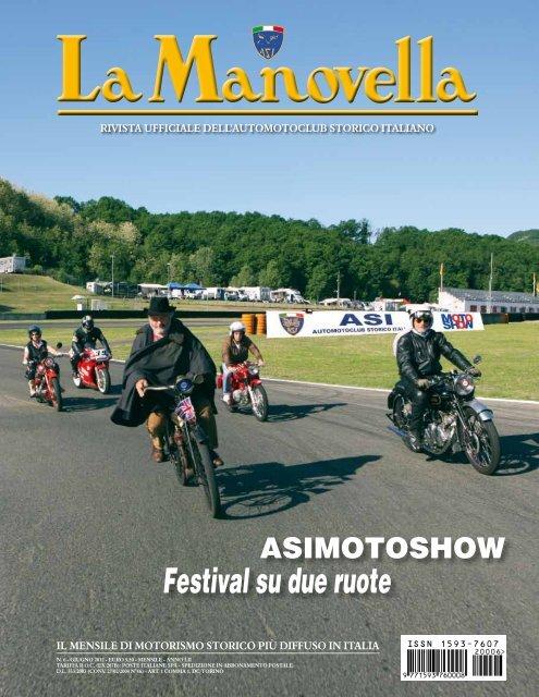 Festival su due ruote - Automotoclub Storico Italiano
