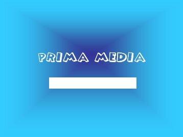 PRIMA MEDIA - Benvenuti nel sito dei ragazzi della Scuola Media!