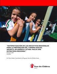 Sistematización de las iniciativas regionales para la prevención del ...