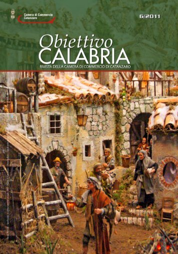 numero 6 anno 2011 - CCIAA di Catanzaro - Camera di Commercio