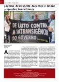 Governo desrespeita docentes e impõe propostas inaceitáveis - Aduff - Page 2