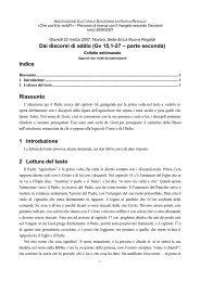 Gv 15,1-27 – parte seconda - La Nuova Regaldi