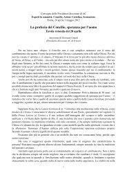 Il Concilio oggi, tra continuità e discontinuità - Azione Cattolica Italiana