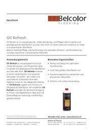 Oil Refresh - Rent-a-Shop